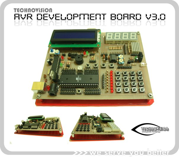 TechnoVision Development Board v3.0